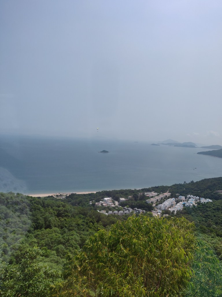 Lantau Island Bus Ride