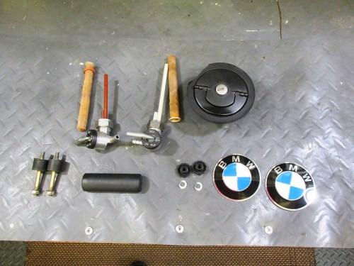 Gas Tank Parts