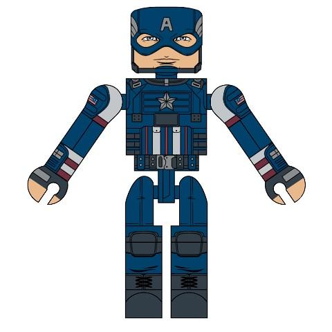 Marvel's Avengers (Square Enix) - Captain America