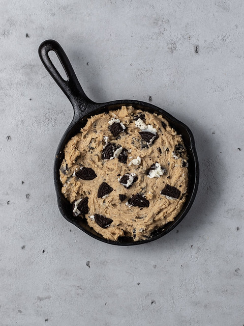 Cookies and Cream Skillet Cookie BLOG (4 of 7)