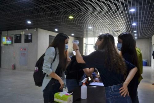 元智國際新生入學來報道 當全球各國聚在元智大學 (4)