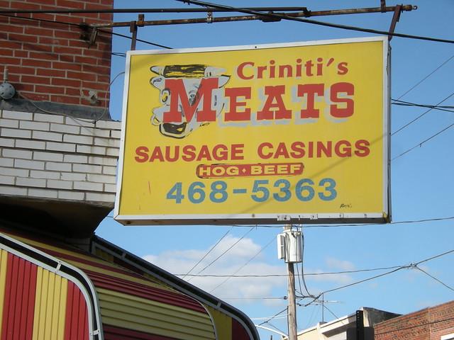 Criniti's Meats
