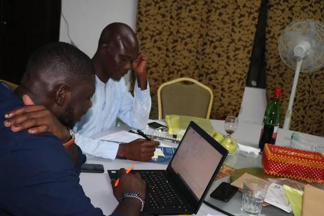 #MMN_Ghana_wks 2019_Benedictus
