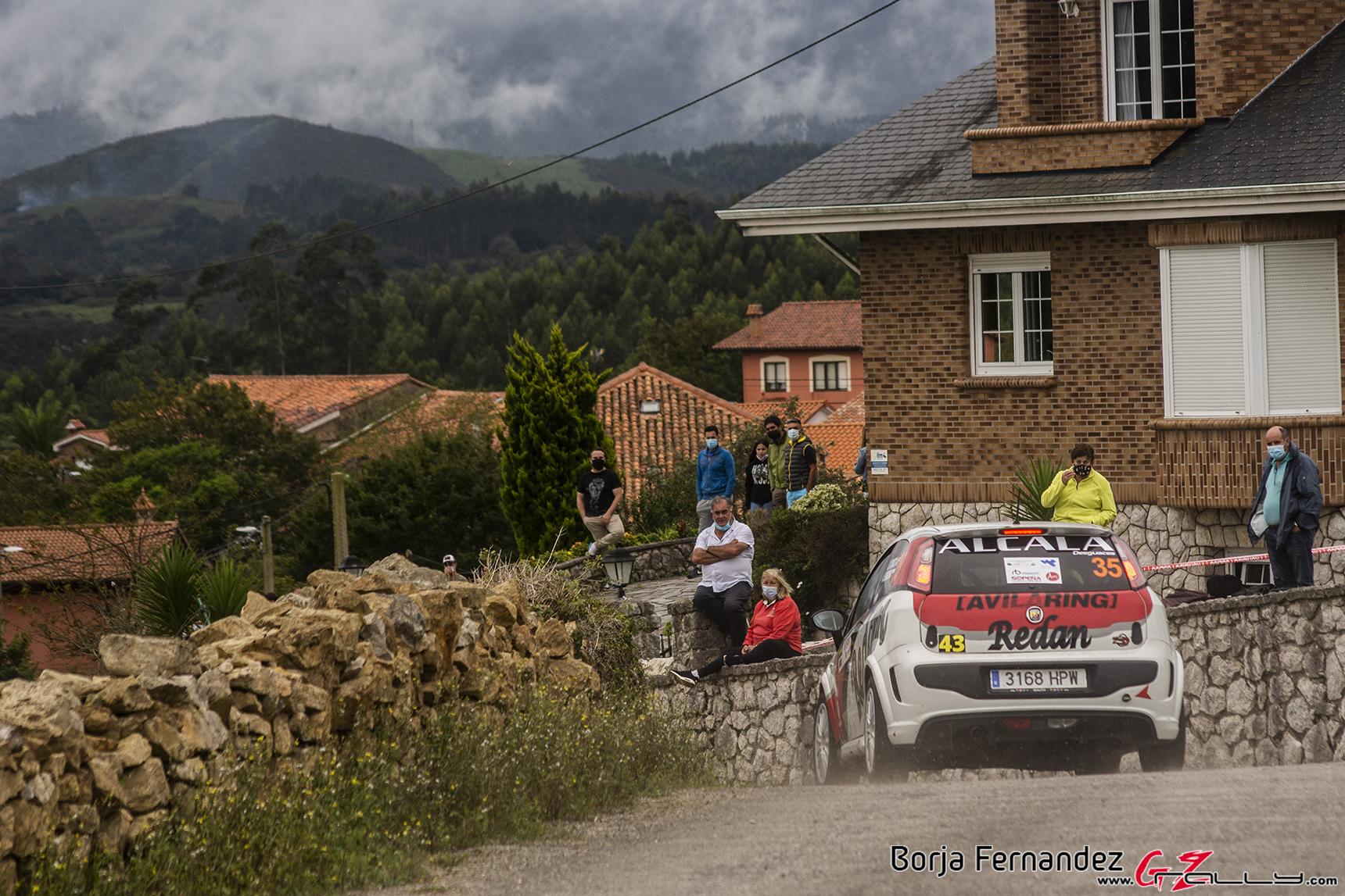 Rallysprint de Rudaguera 2020 - Borja Fernandez