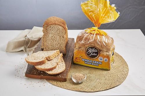 Baker John Wheat Bread