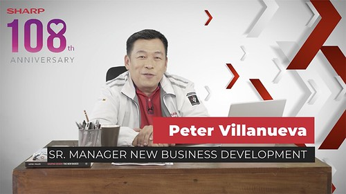 Peter Villanueva Sharp Philippines