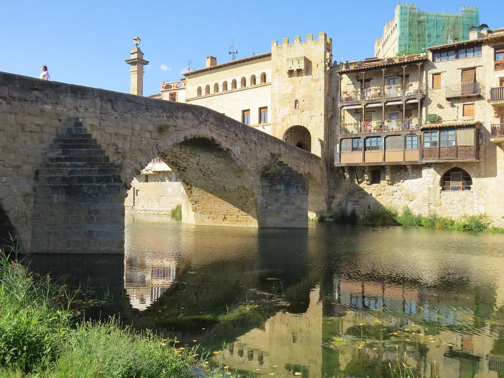 Puente de acceso