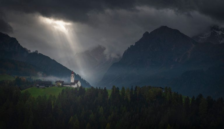 Finding Hope In The Dolomites