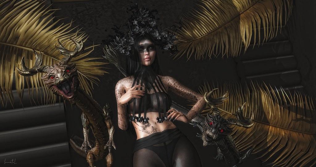 "Spotlight on The Black Fair & The Signature Event - ""Drakaina"""