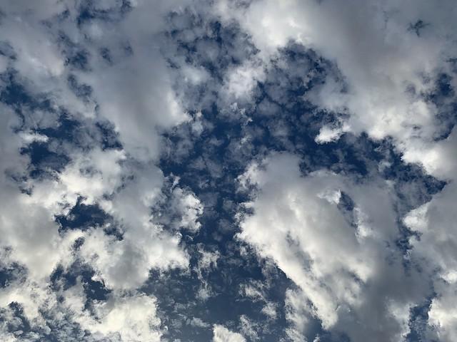 Ohhh, blue skies