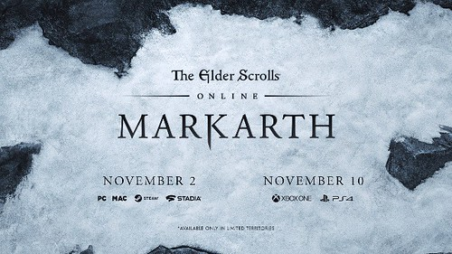 ESO Markarth Release Dates