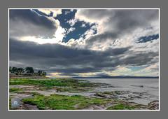 Nairn Beach September 2020