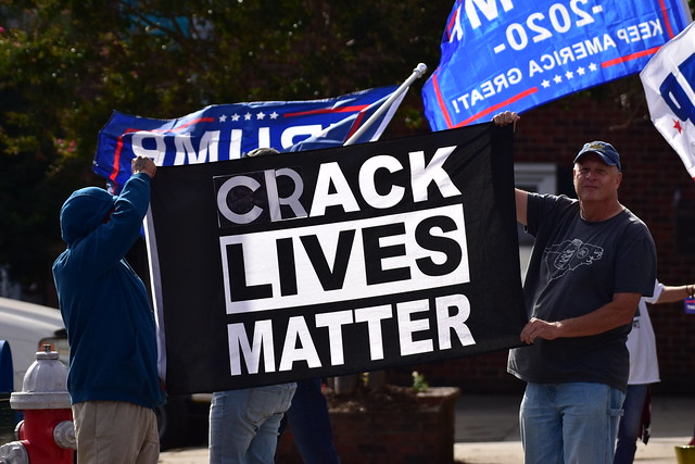 Crack Lives Matter (2020 Sept)