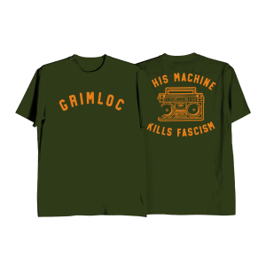 GRIMLOC – MACHINE *preorder*