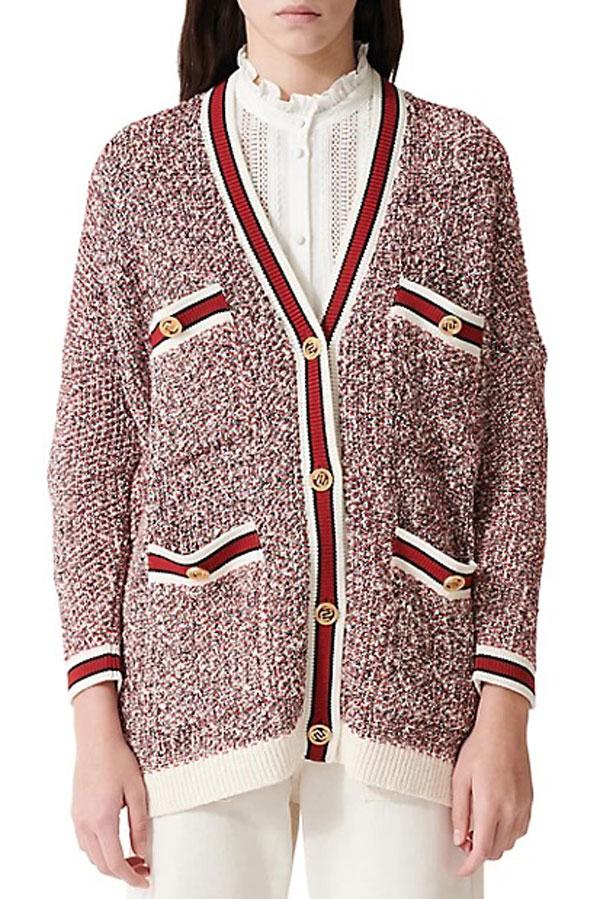 maje-the-bay-mapada-cotton-blend-marled-cardigan