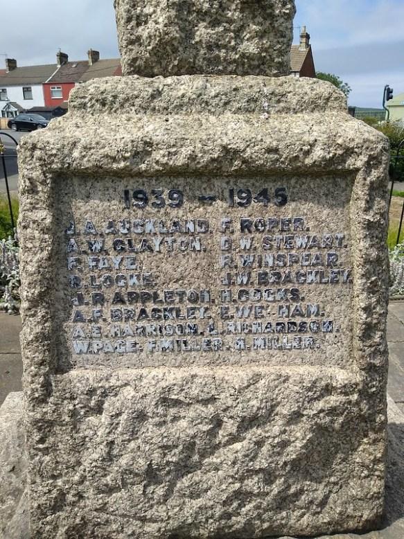 Carlin How War Memorial