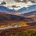 Tombstone Valley in Autumn