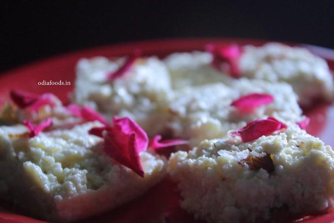 Kalakand – the Sweet Milk cake