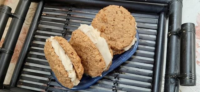 Quaker Oats Cream Pie
