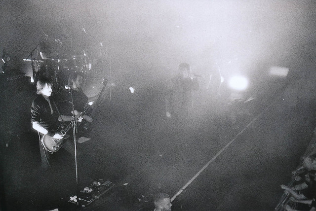 one band, one shot: Refused