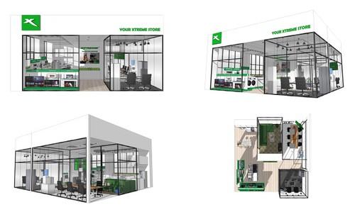 XTREME Appliances Concept Stores