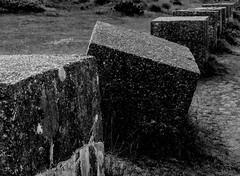 Sea defences at RSPB Minsmere, Suffolk