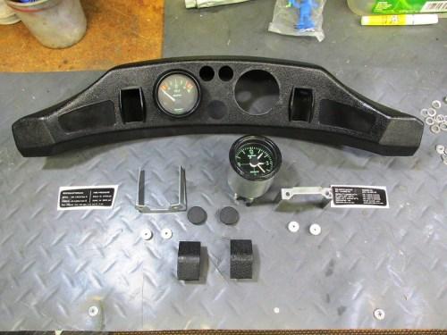 Dashboard Parts