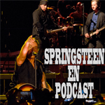Springsteen en podcast logo