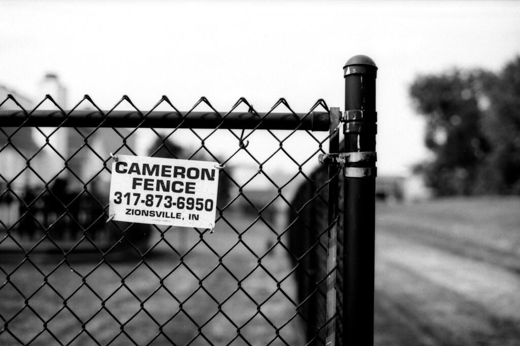Cameron Fence