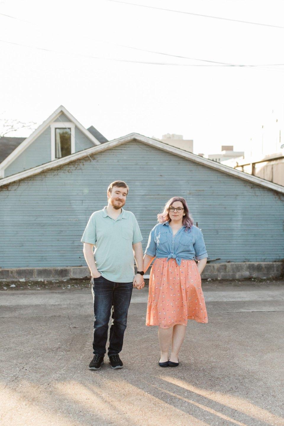 Fort Worth Engagement Photosnie_michael_engagement-54