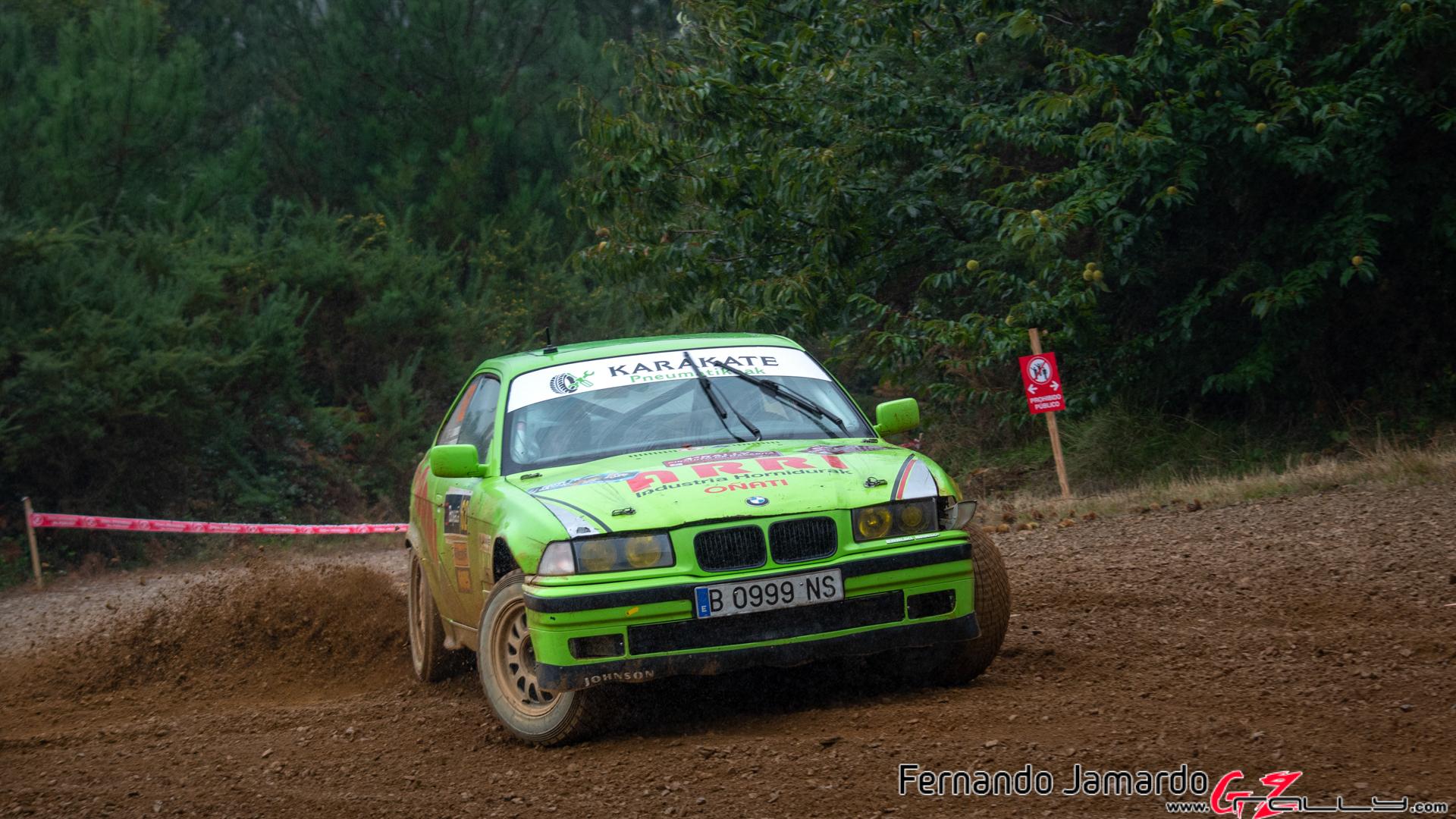 Rally Terra da Auga 2020 - Fernando Jamardo