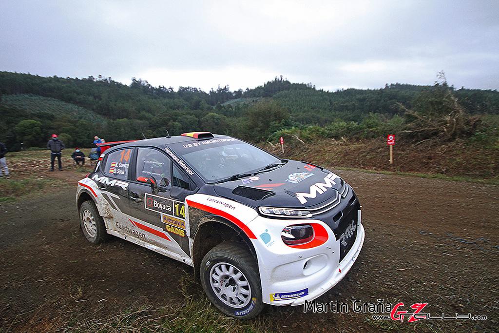 Rally Terra da Auga 2020 - Martin Graña