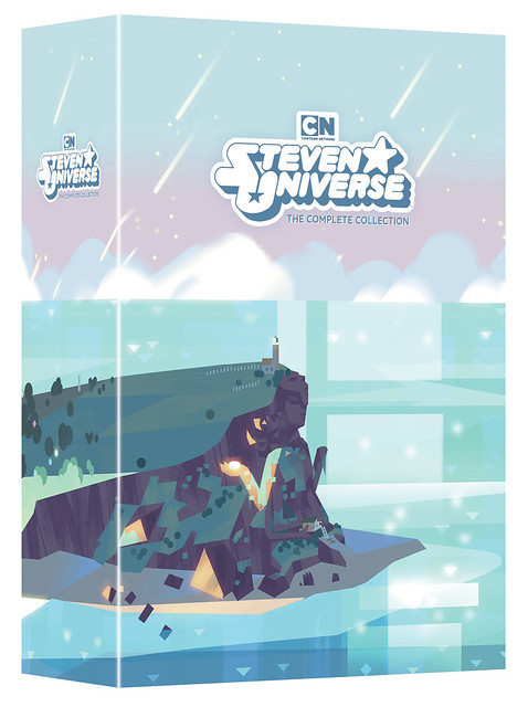 Just Announced - Steven Universe: The Complete Collection @WBHomeEnt #MySillyLittleGang
