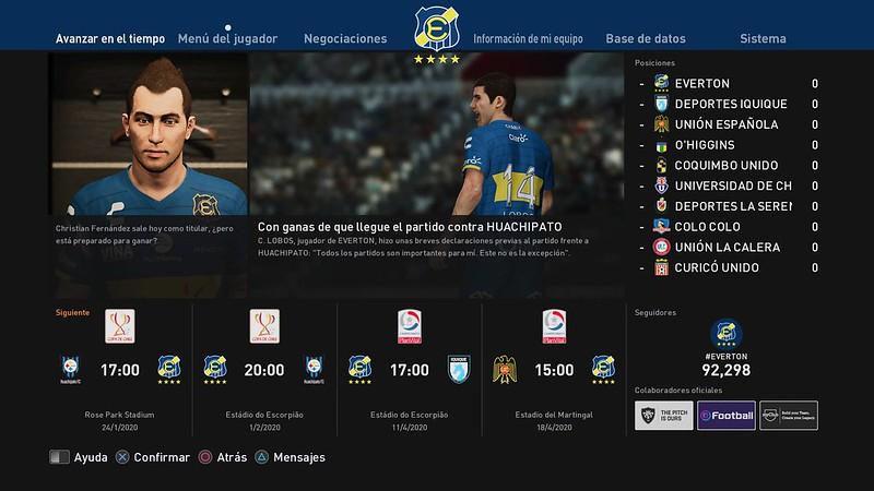 eFootball PES 2021 SEASON UPDATEGAM3
