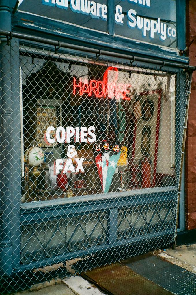 Copies & Fax