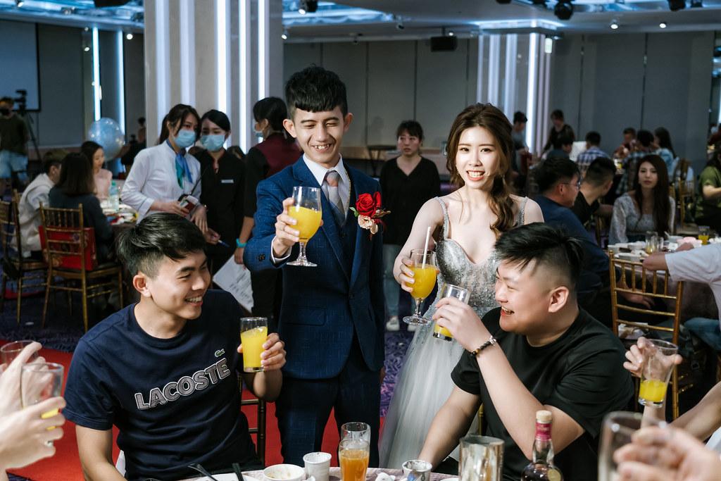 嘉義婚攝/新悦花園酒店婚禮紀錄-煜堯&佩瑧