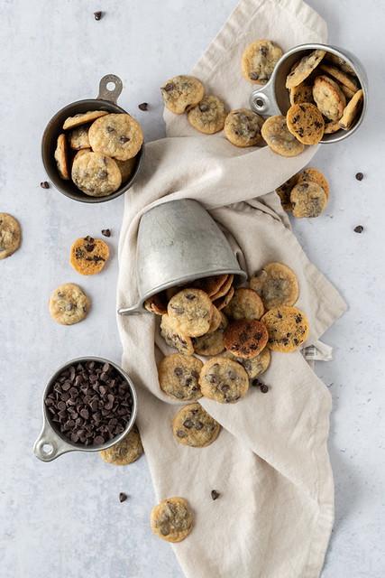 Mini Chocolate Chip Cookies BLOG (5 of 5)