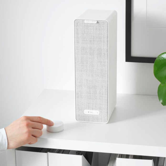IKEA X SONOS SYMFONISK Bookshelf WiFi Speaker White  Wi-Fi 書架喇叭 白色 (2)