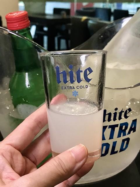 Korean soju and cocktails at I'm Kim