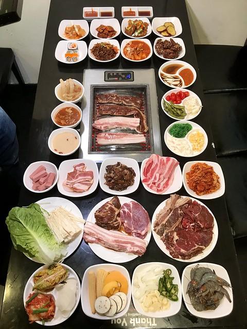 I'm Kim Korean BBQ buffet