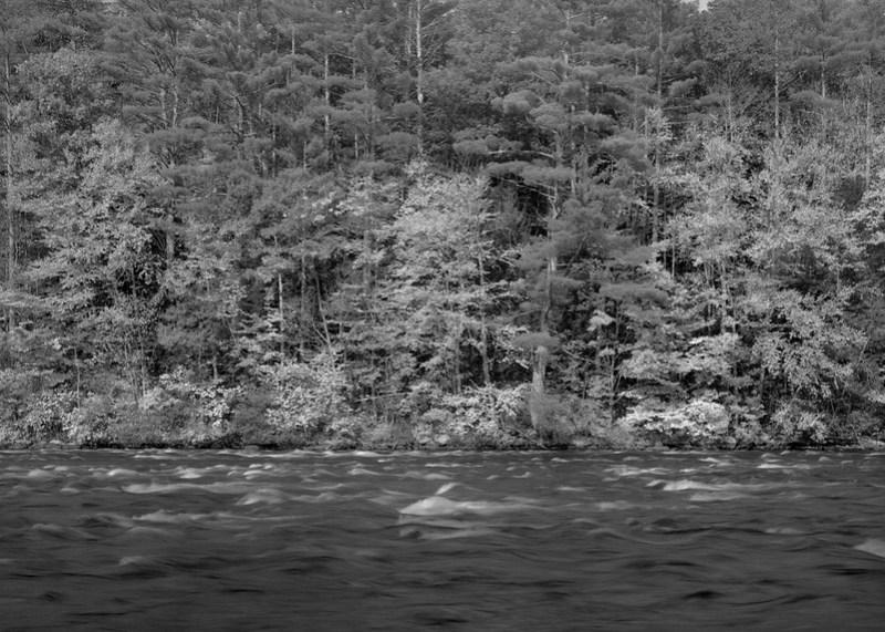 Autumn Sacandaga Flow