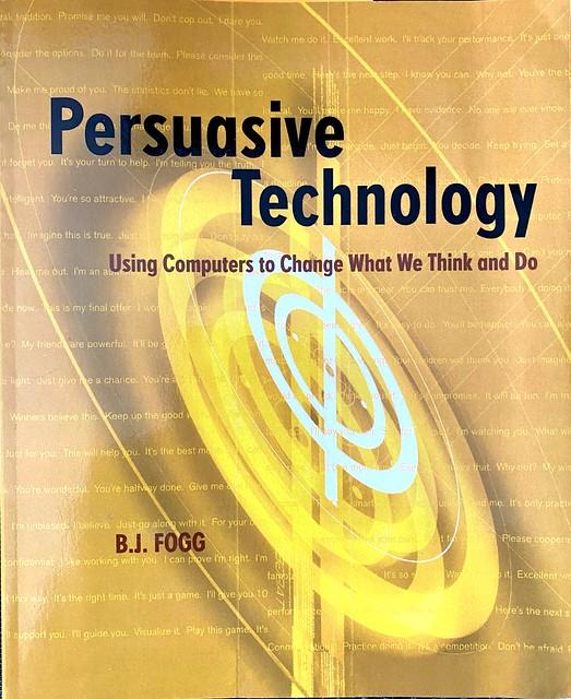 Persuasive Technology