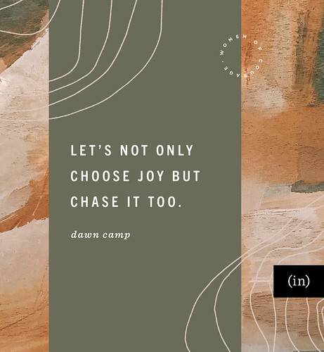Joy Is Contagious — Share It with the World Around You today at (in)courage