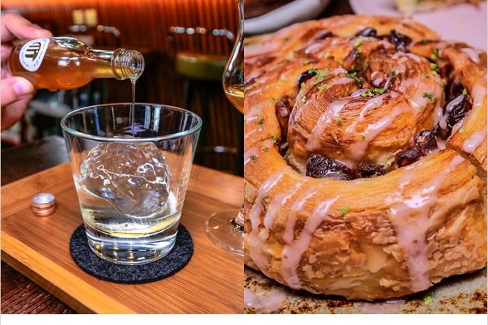 台中北屯咖啡廳推薦   MT49 CAFE' 芒果樹49號咖啡店,超推薦冰球玫瑰荔枝蜂蜜醋、手沖咖啡,飲品好喝,歐式裝潢好有質感。