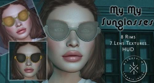 MM My My Sunglasses Ad lrg