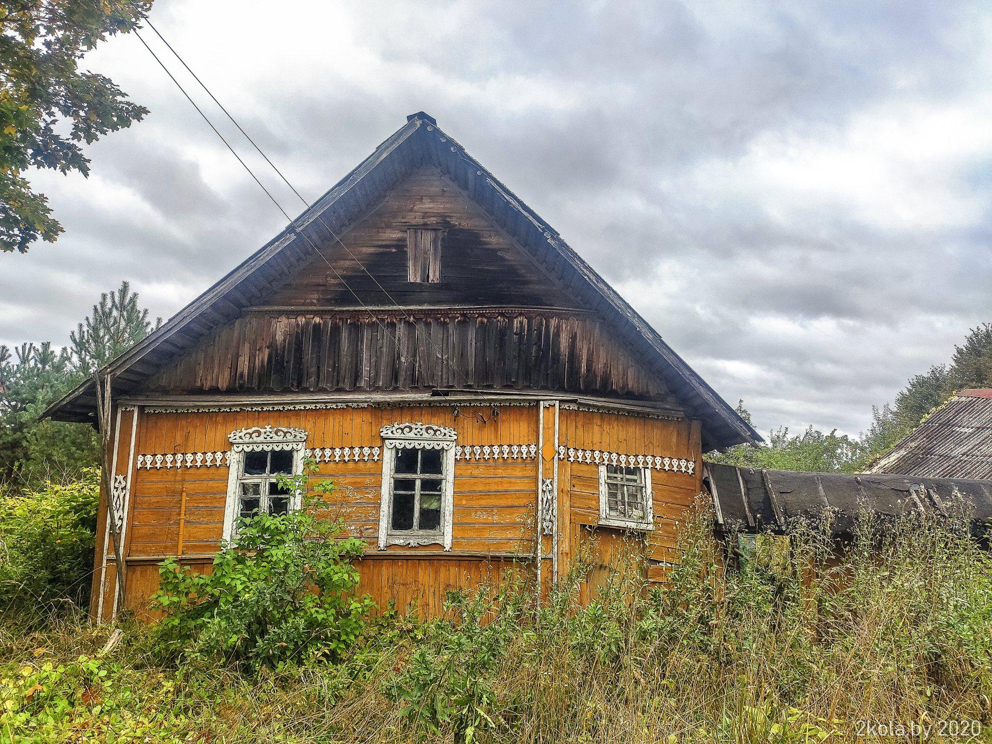 Деревня Гришино