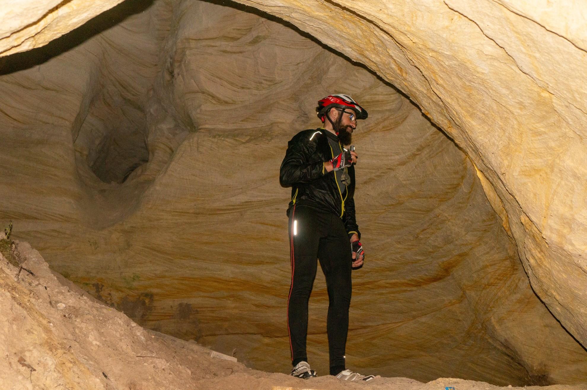 Пещера р. Лочкина
