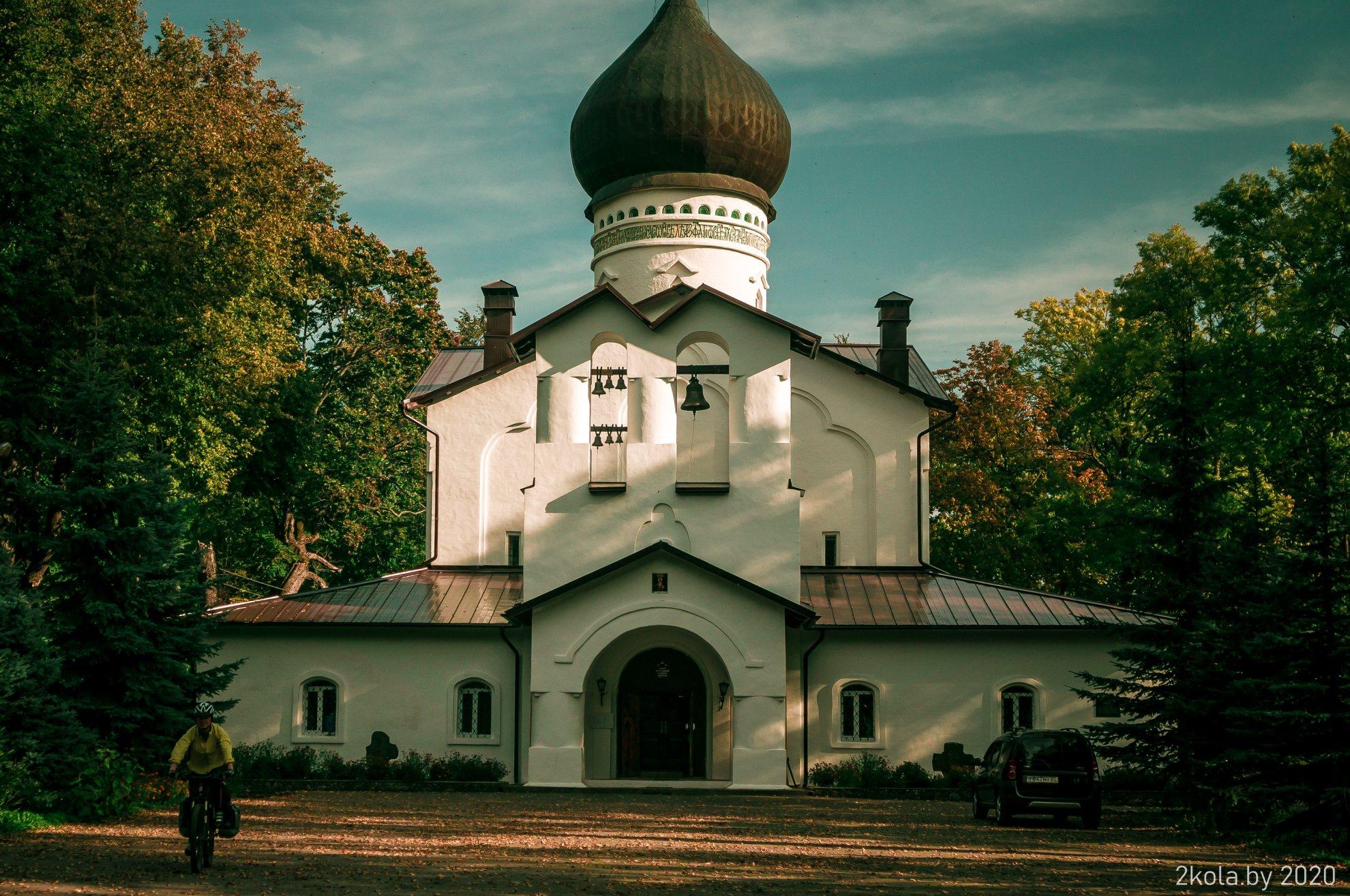 Собор в честь иконы Державной Божией Матери.