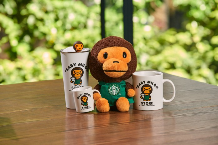 Starbucks_Limited-edition BABY MILO Plush Toy (not for sale)