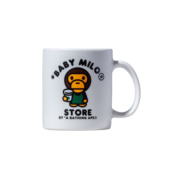 Starbucks_3oz BABY MILO® Mug